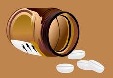Tabletten Lizenzfreie Stockfotos