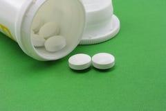 Tabletten stockfoto