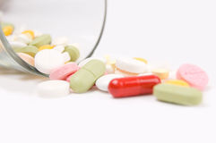 Tabletten Stockbilder