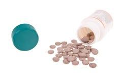 Tabletten Stock Afbeelding