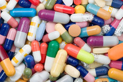 Tabletten lizenzfreies stockbild
