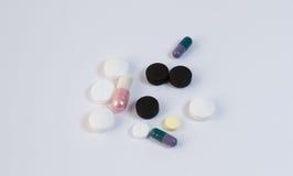 tabletten Stockbild