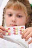 Tabletten Lizenzfreies Stockfoto