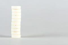 tabletten Medizin für Aufnahme Es wird entsprechend dem Rezept des Doktors freigegeben Lizenzfreie Stockbilder