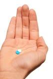 Tabletten ter beschikking Royalty-vrije Stock Fotografie