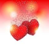 Tabletten voor liefde royalty-vrije illustratie