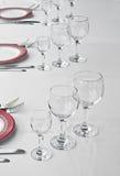 tableware обеда Стоковые Фото