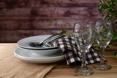 tableware photographie stock