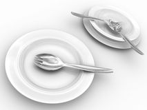 Tableware Royalty Free Stock Image