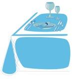 tableware иллюстрация вектора