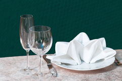 Tableware. Stock Photos