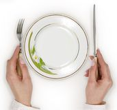 Tableware Stock Photo