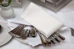Tableware Stock Image