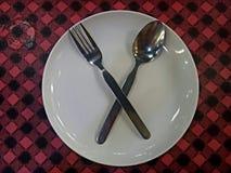 tableware obraz stock
