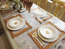 tableware Foto de Stock