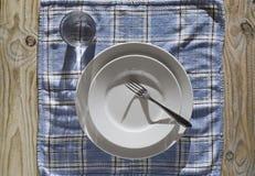 tableware Obraz Royalty Free