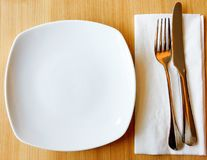 tableware Photo stock