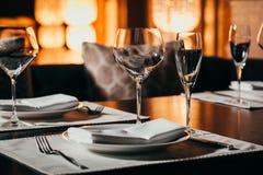 tableware fotografie stock
