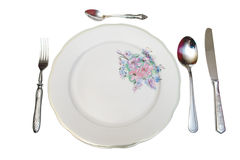 Tableware Cutlery Stock Image