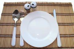 Tableware. Stock Image