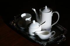 Tableware usługa Fotografia Stock