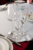 tablewares zdjęcia stock