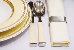 Tablewares Stock Image