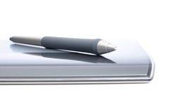tablica graficzna długopis. Fotografia Royalty Free