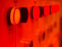 tablica rozdzielcza elektryczne Obraz Stock