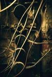 tablica rozdzielcza elektryczne Fotografia Royalty Free