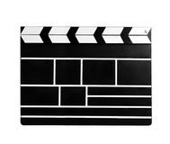 Tablilla de la película Foto de archivo libre de regalías