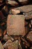 Tablilla de piedra Foto de archivo libre de regalías