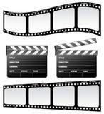 Tablilla y película Foto de archivo libre de regalías