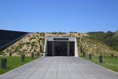 ?tablissement vinicole d'Artesa dans Napa Valley, la Californie Images stock
