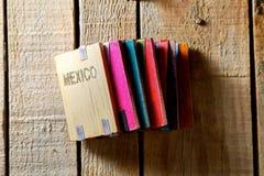 Tablitas magicas - magiczna pastylka meksykanina zabawka zdjęcia royalty free