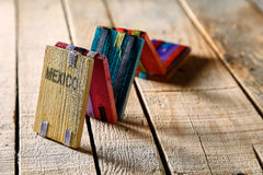 Tablitas magicas - magiczna pastylka meksykanina zabawka obraz royalty free