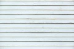 Tablones blancos de la superficie de madera de la pared como textura de alta resolución Imagen de archivo