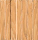 Tablones de madera Foto de archivo libre de regalías