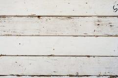 Tablones de madera blanqueados imágenes de archivo libres de regalías