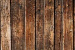 Tablones de madera del viejo grunge Imagen de archivo libre de regalías