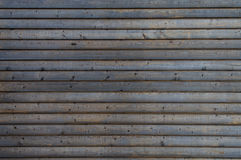 Tablones de madera delgados foto de archivo libre de regalías