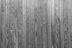 Tablones de madera grises Foto de archivo libre de regalías