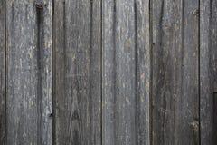 Tablones de madera grises del fondo Imágenes de archivo libres de regalías