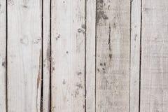 Tablones de madera grises verticales viejos del fondo Ciérrese encima de vieja textura de madera Fotografía de archivo libre de regalías