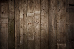 Tablones de madera viejos Foto de archivo