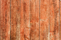 Tablones de madera viejos de la pared Fotografía de archivo libre de regalías