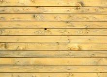 Tablones viejos de madera de pino como fondo Fotografía de archivo libre de regalías