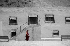 Tabo Monastery Stock Images