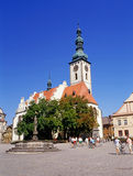 Tabor, Czech Republic Stock Image
