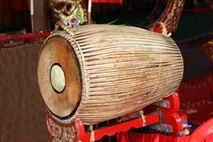 Free Tabor Drum(two-faced Drum) Royalty Free Stock Photo - 38895105